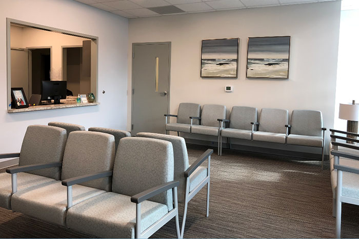 Waiting Area Medical Office