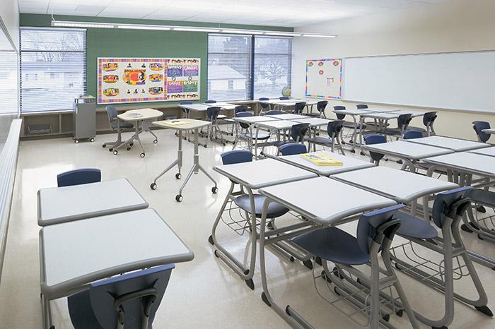 education classroom
