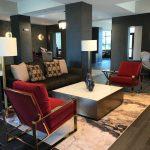Multi-Family Club House Lounge Area