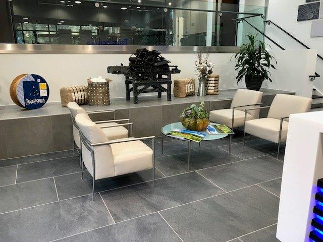 Corporate Lobby Lounge