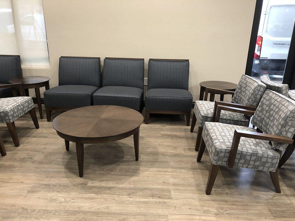 Dental Office Lobby