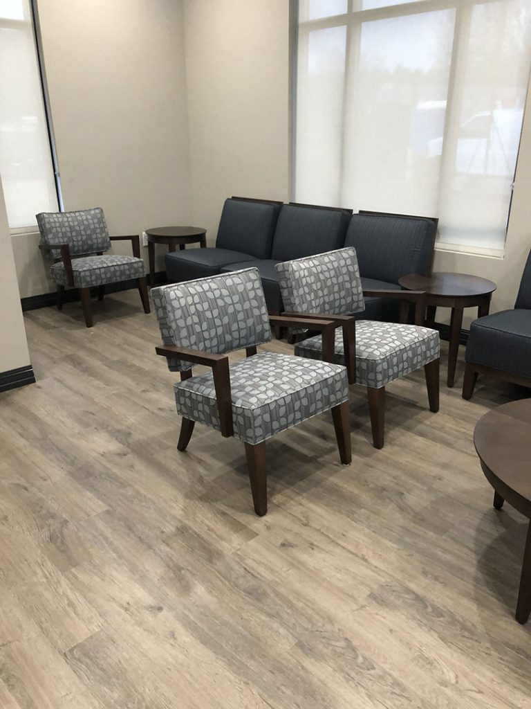 Healthcare Office Seating