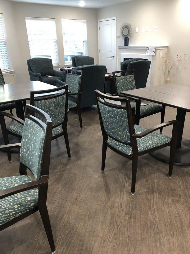 Senior Living Community Room