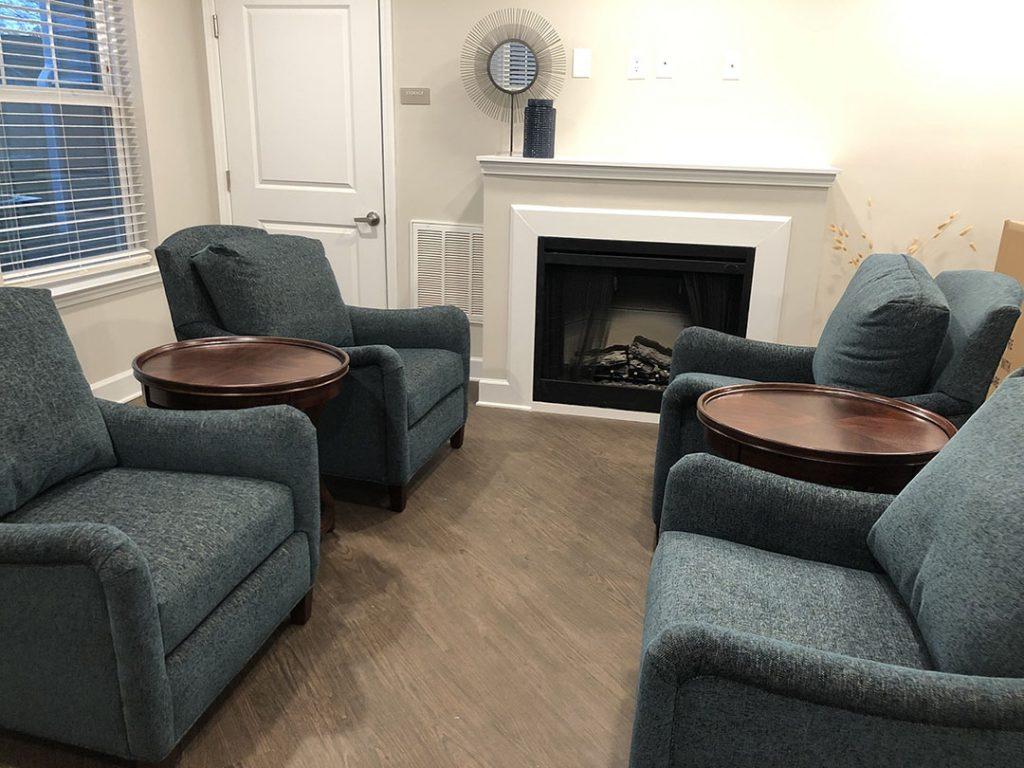 Senior Living Lounge Chairs